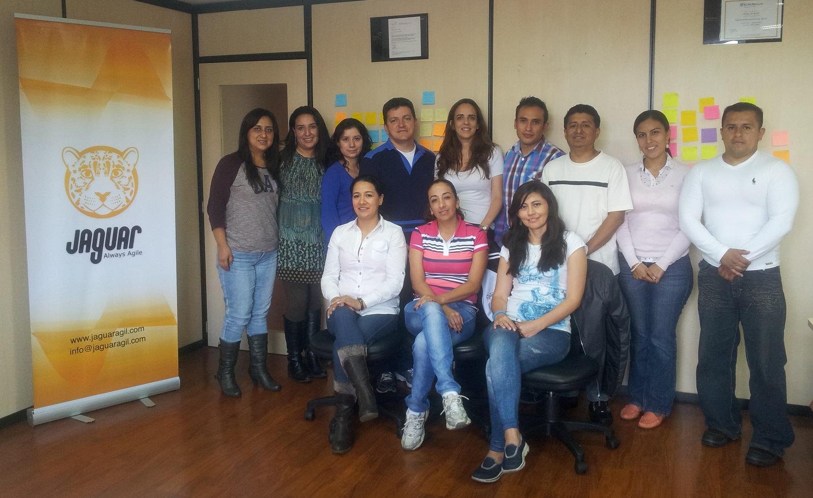 Curso en Quito